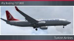Turkish Airlines Boeing 737-800 - TC-JHK - FIXED!