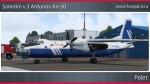 Polet Antonov An-30 - RA-30024