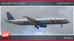 Kolavia Airbus A321 - EI-ETJ