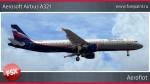 Aeroflot Airbus A321