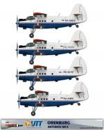 Orenburg Airport An-2