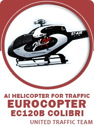 UTT AI Eurocopter EC120B Colibri
