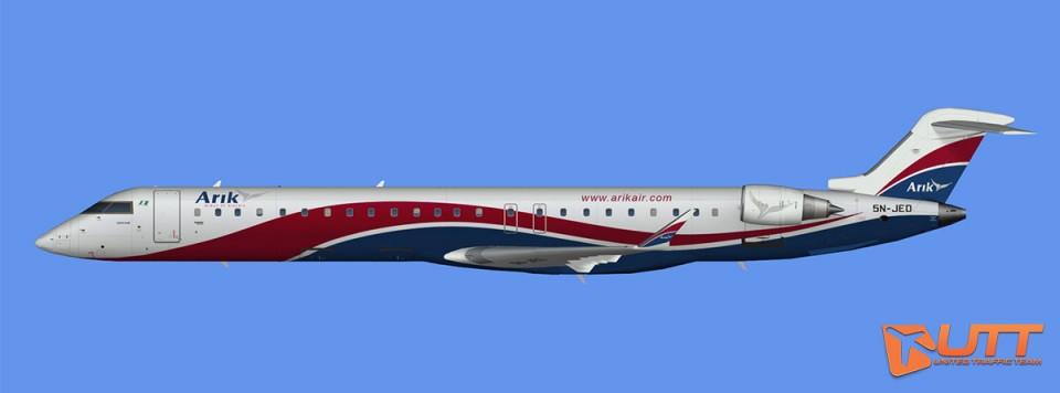 Arik Air CRJ-900 (FS2004)
