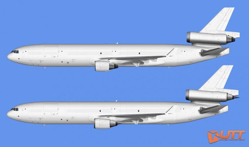 UTT AI McDonnell Douglas MD-11