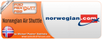 Norwegian Air Shuttle Summer 2014