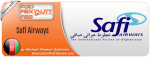 Safi Airways Summer 2014
