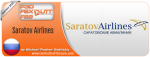 Saratov Airlines Summer 2014