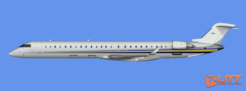 Suncor Energy CRJ-900 (FSX)