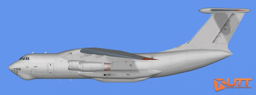 RATS AI Ilyushin Il-76 Base Model