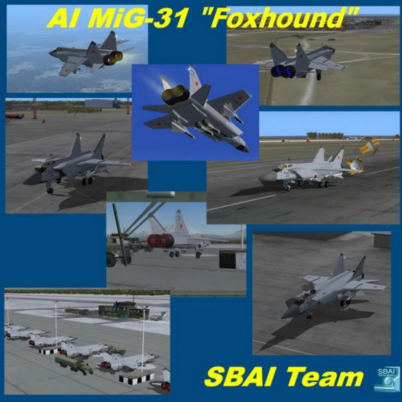 SBAI MiG-31