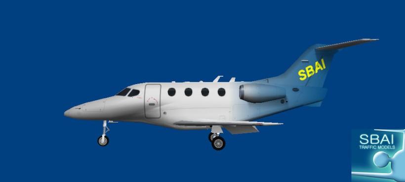 SBAI AI Beechcraft 1A