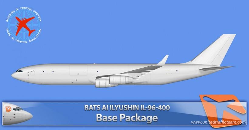 RATS AI Ilyushin Il-96-400