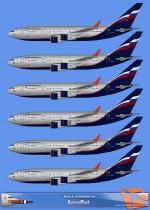 RATS AI Ilyushin Il-96-300 Aeroflot