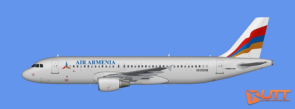 AI A320 Air Armenia