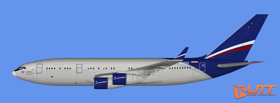 RATS AI Ilyushin Il-96-300 Ilyushin Design Bureau