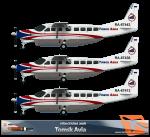 HTAI Cessna 208B Tomsk Avia